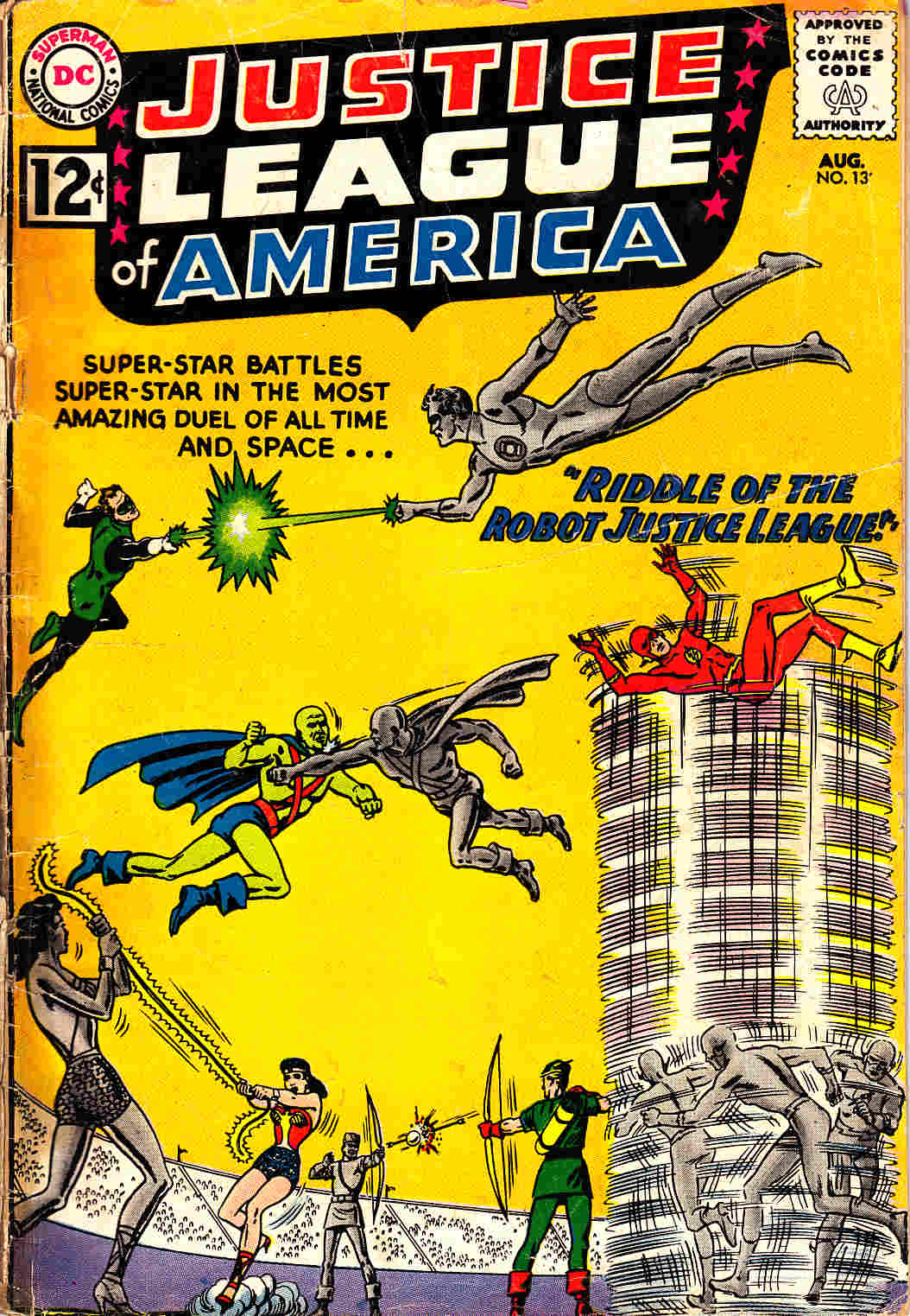 Justice League Of America #13 [DC Comic]_THUMBNAIL