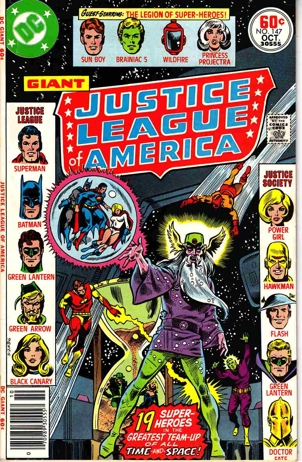Justice League of America #147 Very Good/Fine (5.0) [DC Comic]