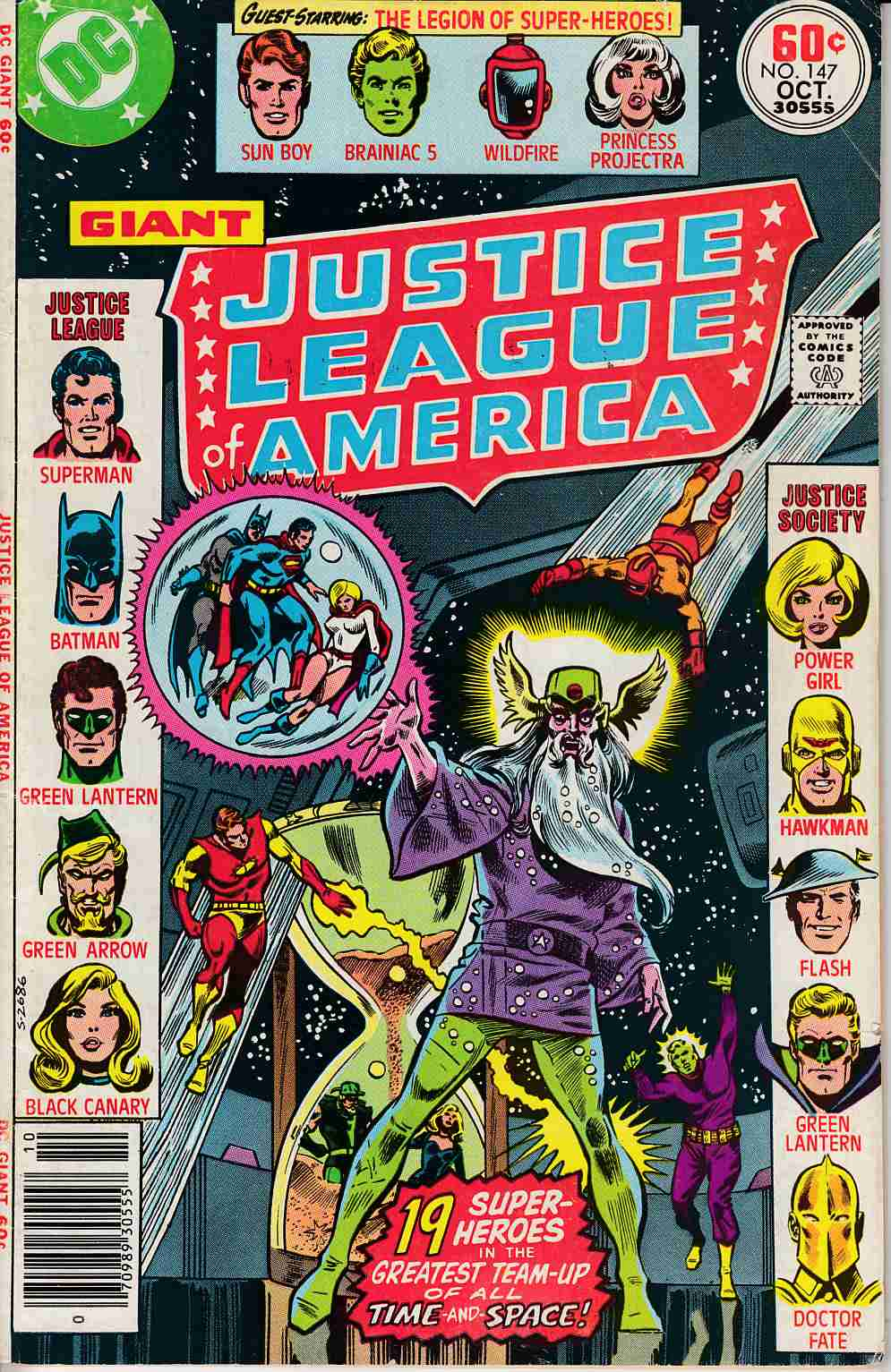 Justice League Of America #147 Good (2.0) [DC Comic] LARGE