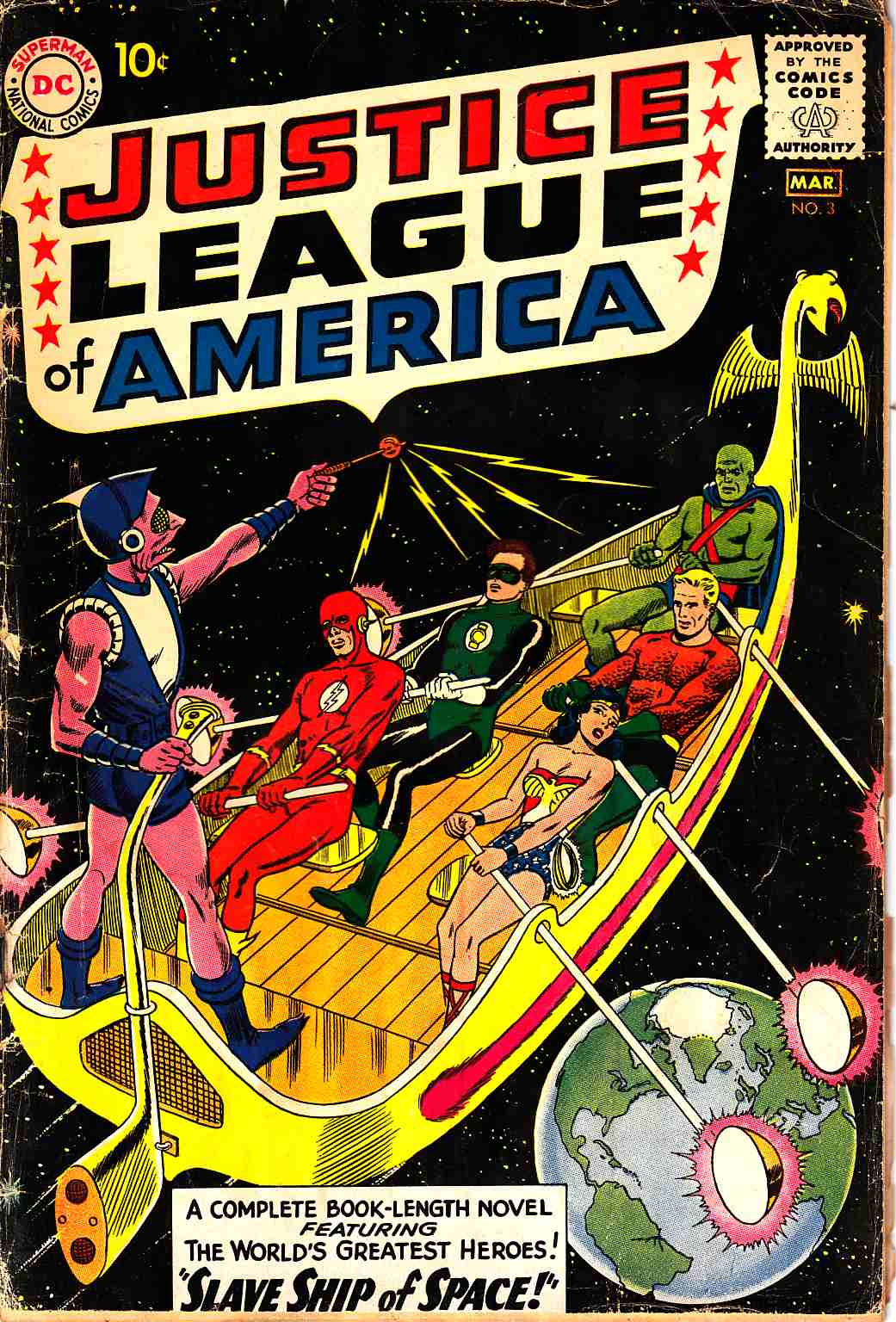 Justice League Of America #3 Fair (1.0) [DC Comic]_THUMBNAIL