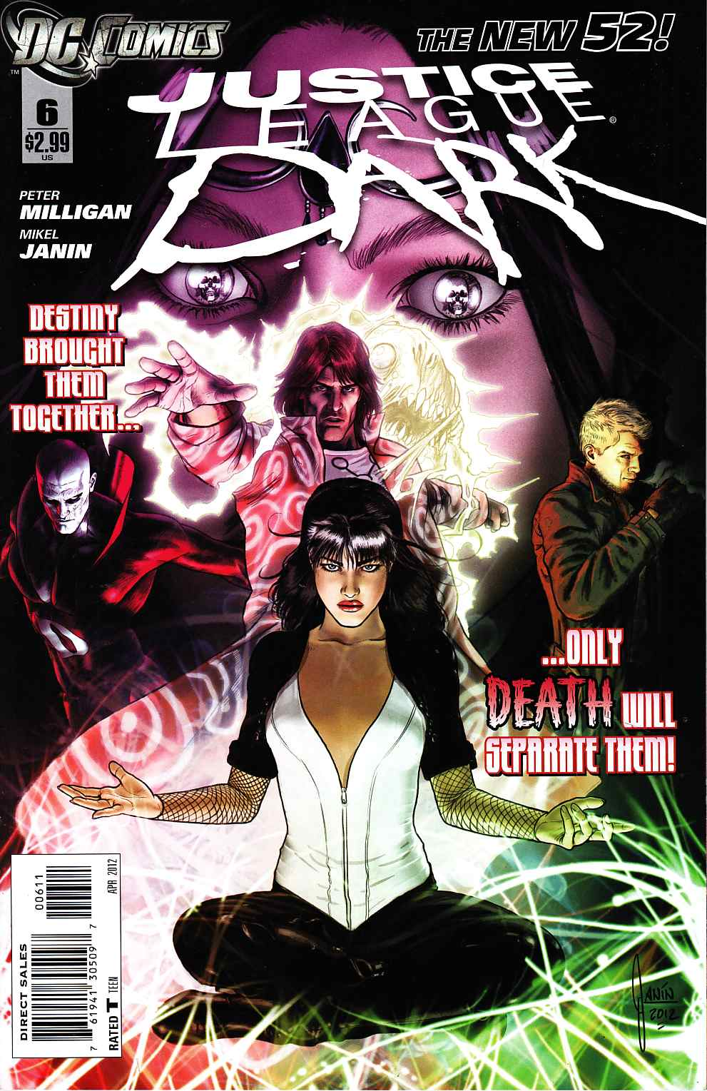 Justice League Dark #6 [DC Comic] THUMBNAIL