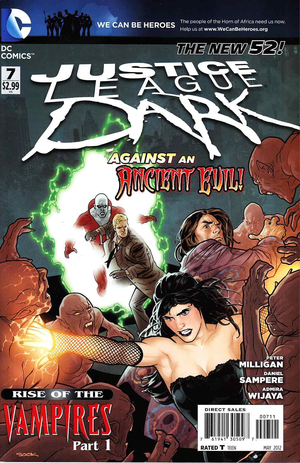 Justice League Dark #7 [DC Comic] THUMBNAIL