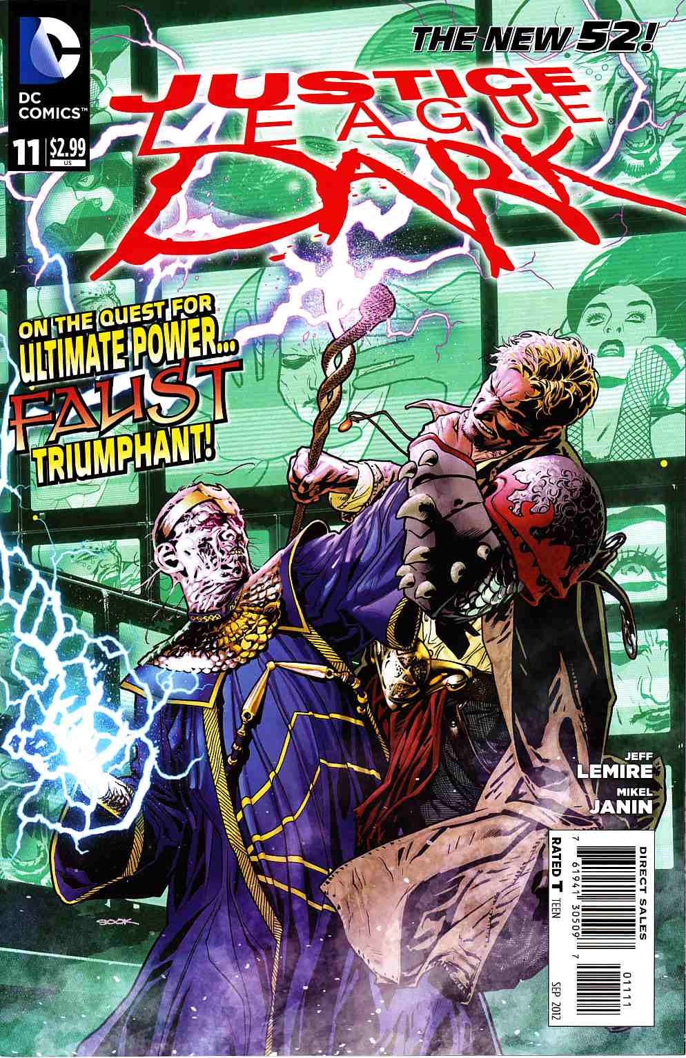 Justice League Dark #11 [DC Comic] THUMBNAIL