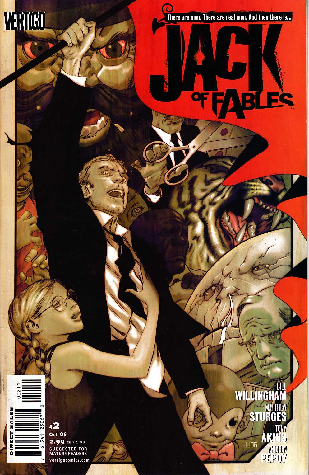 Jack of Fables #2 [DC Comic]_THUMBNAIL
