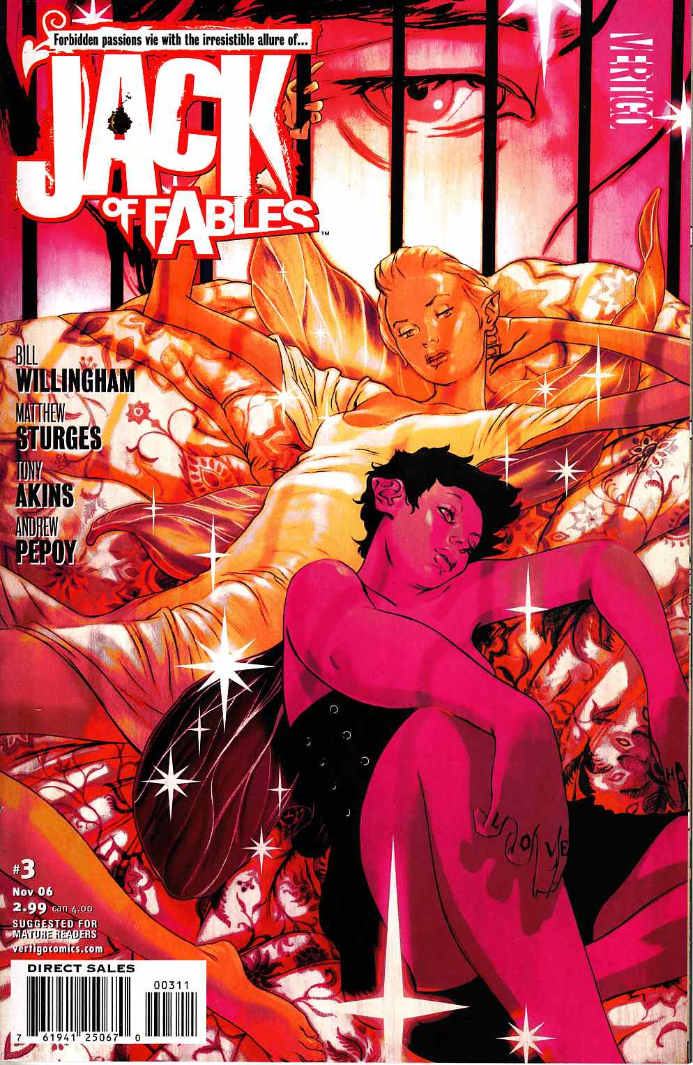 Jack of Fables #3 [DC Comic]_THUMBNAIL