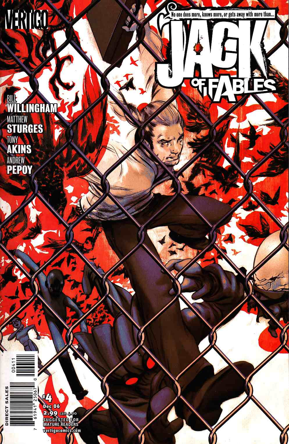 Jack of Fables #4 [DC Comic]_THUMBNAIL
