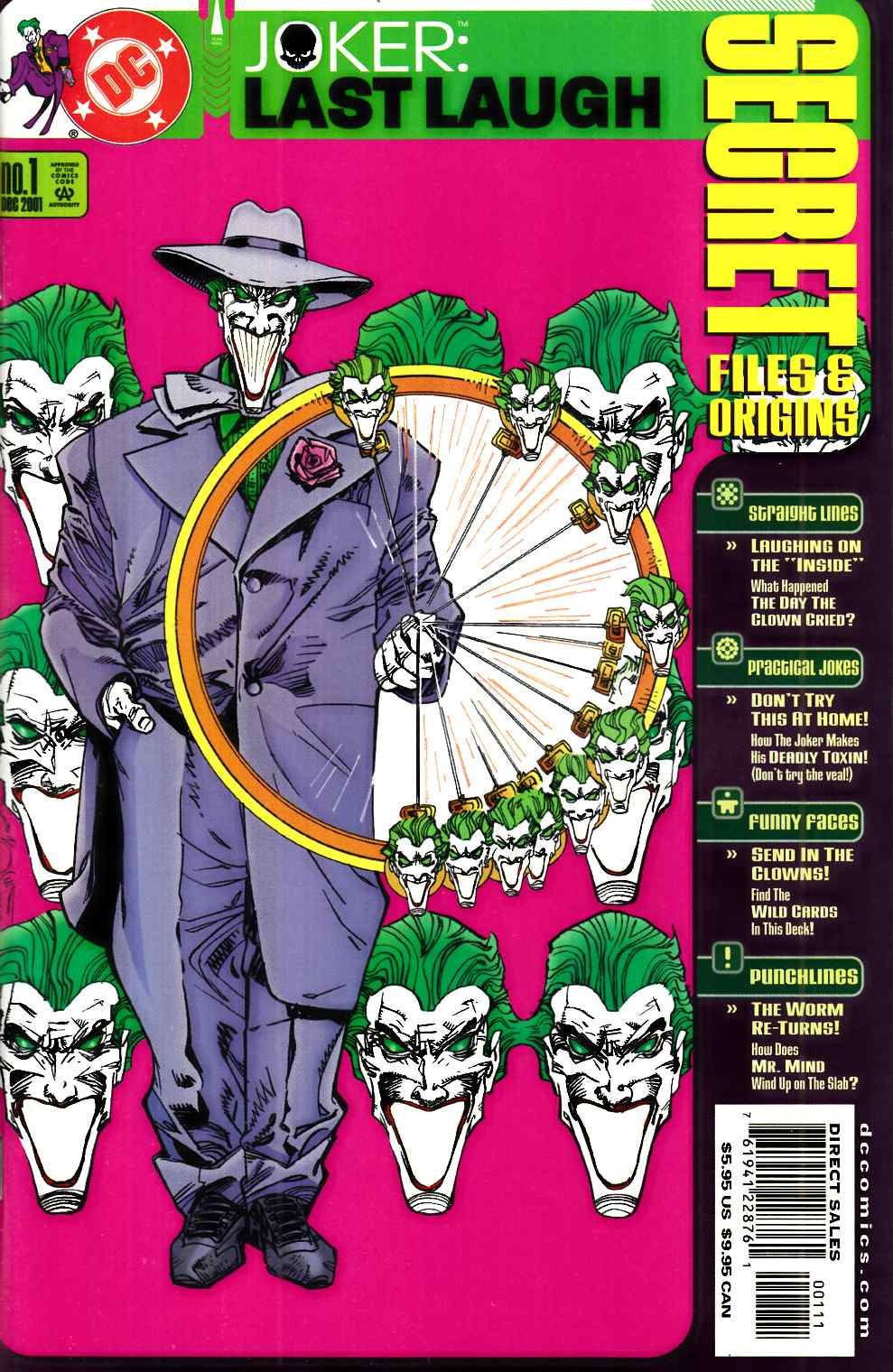 Joker Last Laugh Secret Files #1 [DC Comic]_THUMBNAIL