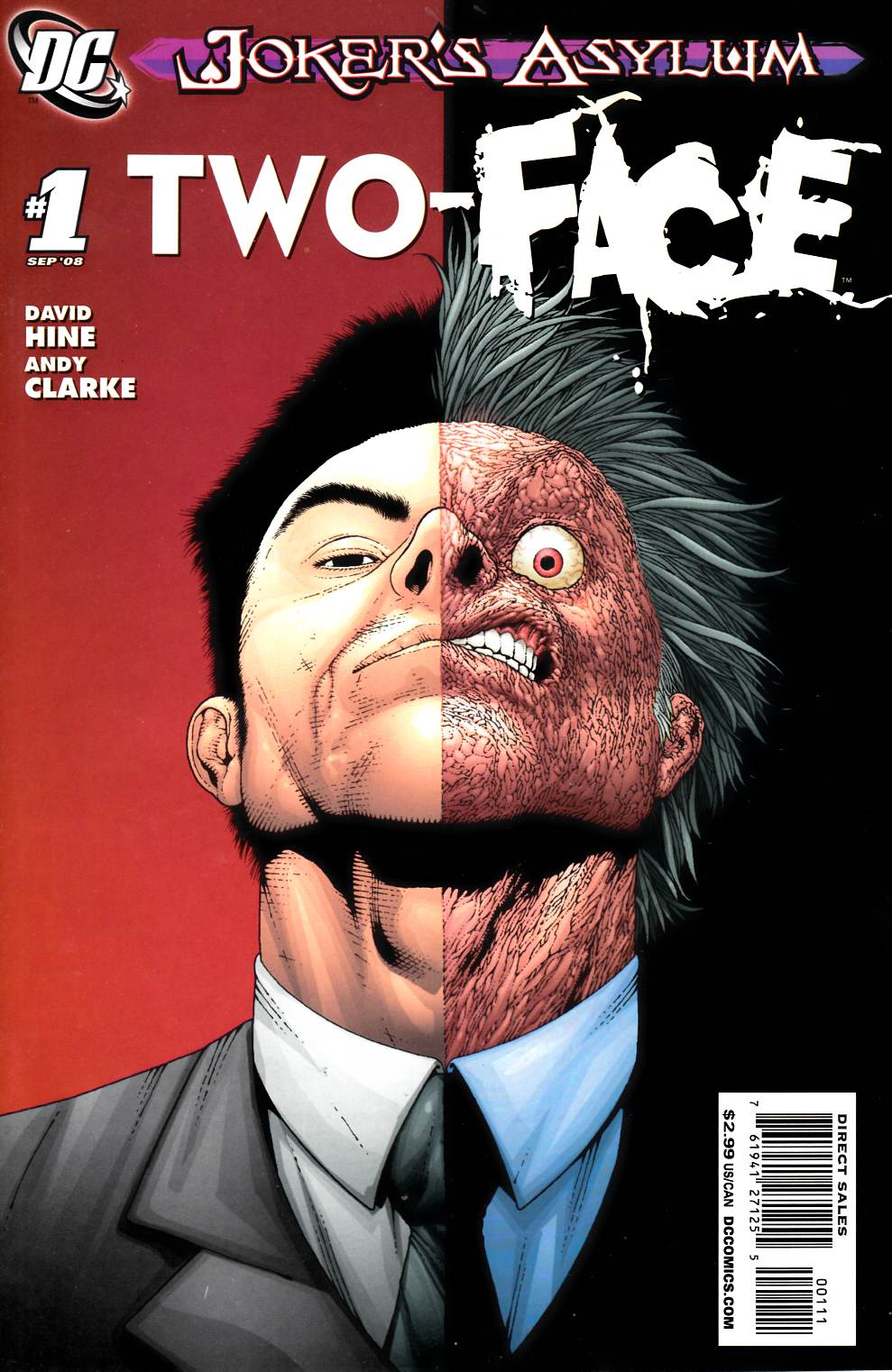 Jokers Asylum Two Face #1 [DC Comic]_THUMBNAIL