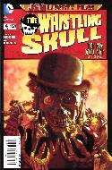 JSA Liberty Files the Whistling Skull #4 [Comic] THUMBNAIL