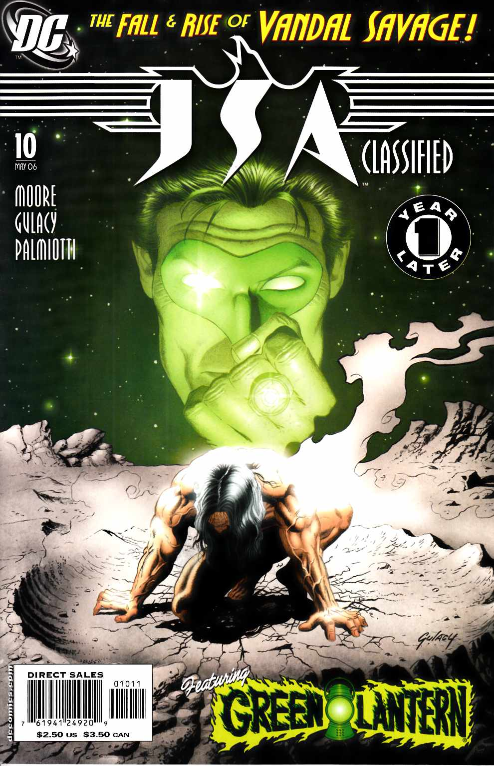 JSA Classified #10 Very Fine (8.0) [DC Comic] THUMBNAIL