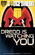 Judge Dredd #10 Cover RI- James Biggie [Comic] THUMBNAIL