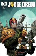 Judge Dredd #1 Cover RI- Ezquerra [Comic] THUMBNAIL