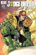 Judge Dredd Year One #1 Subscription Cover [Comic] THUMBNAIL