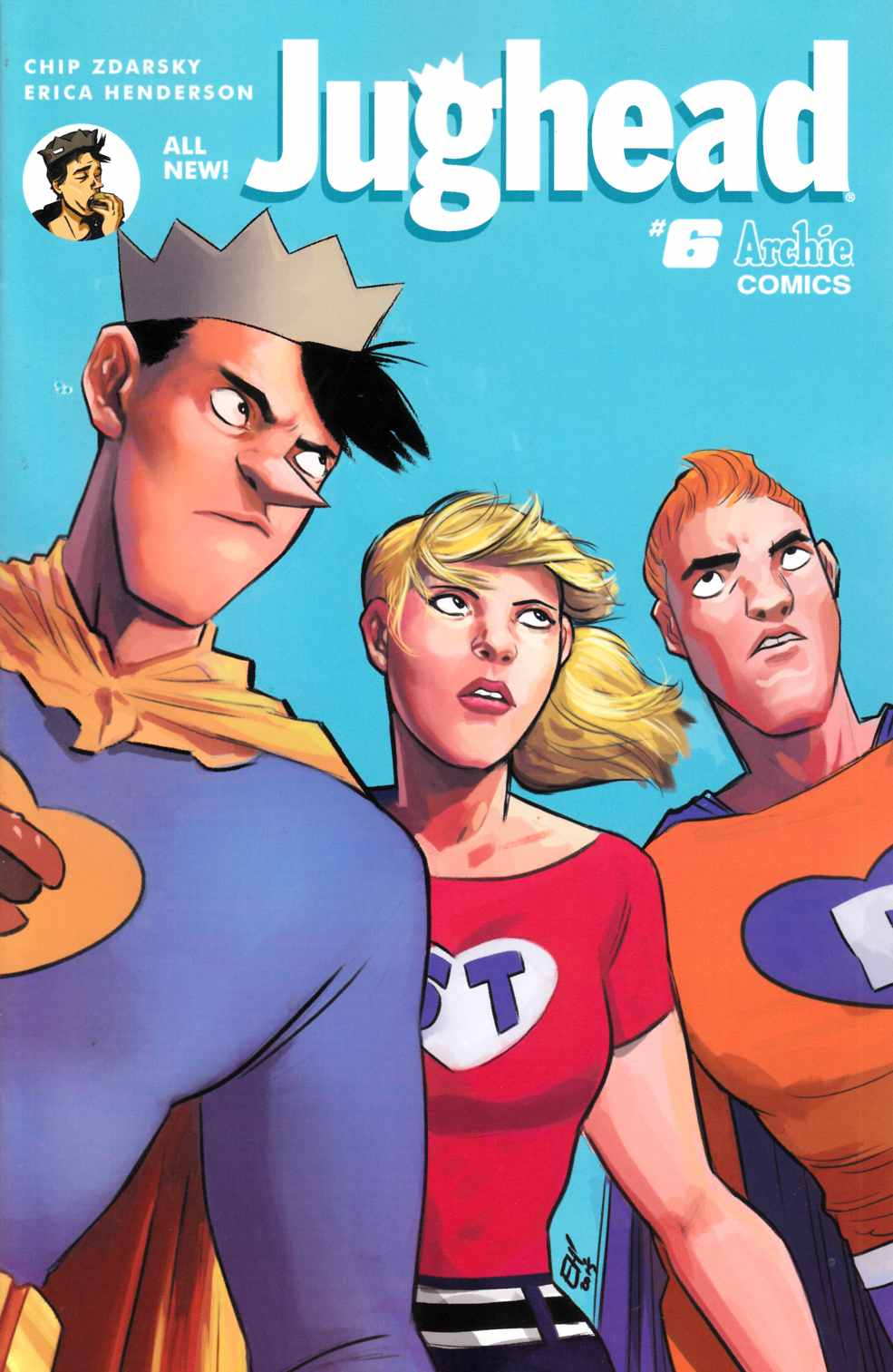 Jughead #6 Cover A [Archie Comic] LARGE