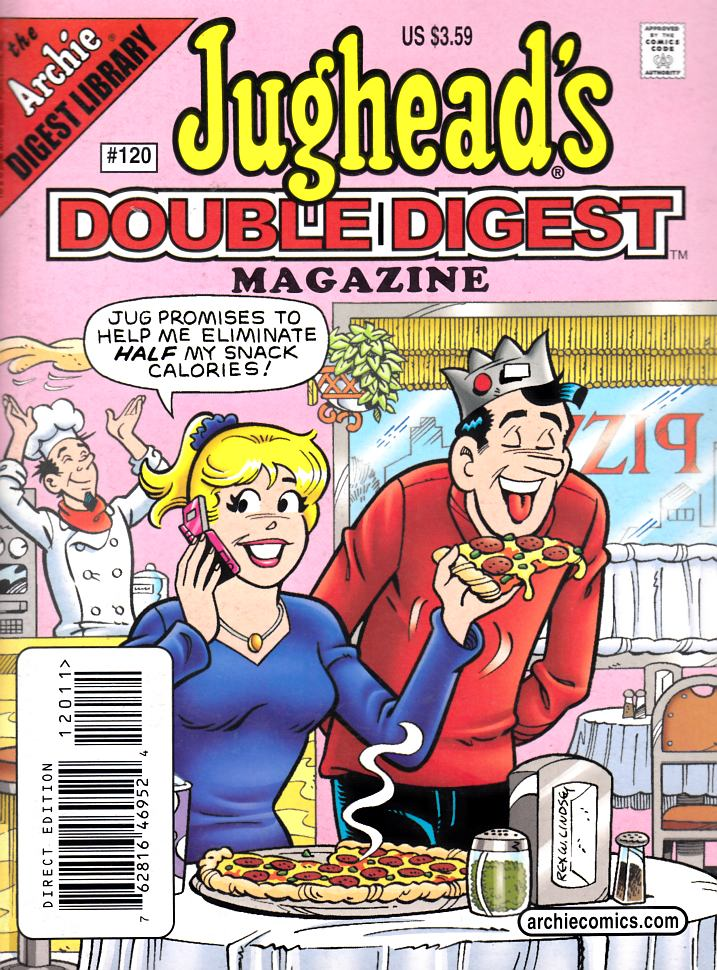 Jugheads Double Digest #120 [Archie Comic] THUMBNAIL
