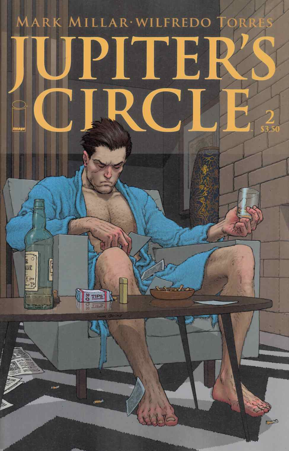 Jupiters Circle #2 [Image Comic]