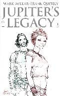 Jupiters Legacy #1 B&W Incentive Cover [Comic]_THUMBNAIL
