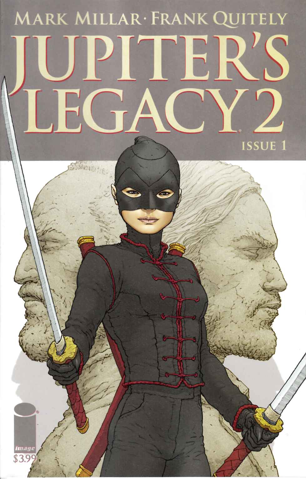 Jupiters Legacy Vol 2 #1 Cover A [Image Comic] THUMBNAIL