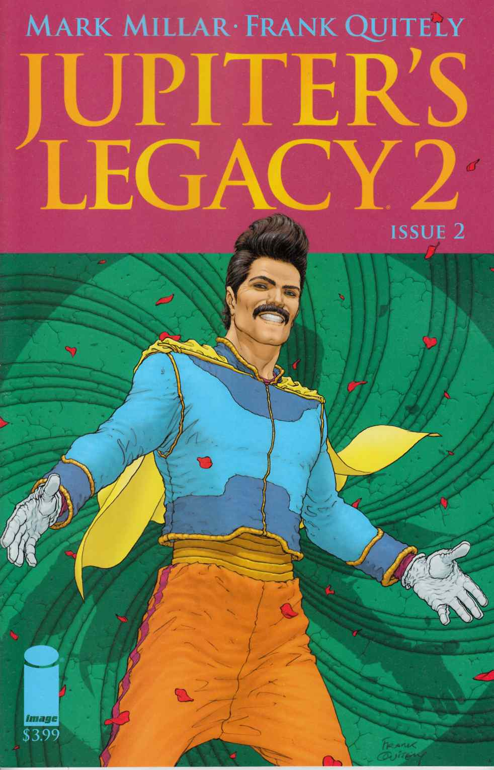 Jupiters Legacy Vol 2 #2 Cover A [Image Comic] THUMBNAIL
