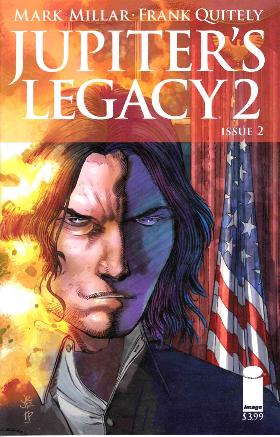 Jupiters Legacy Vol 2 #2 Cover B [Image Comic] THUMBNAIL