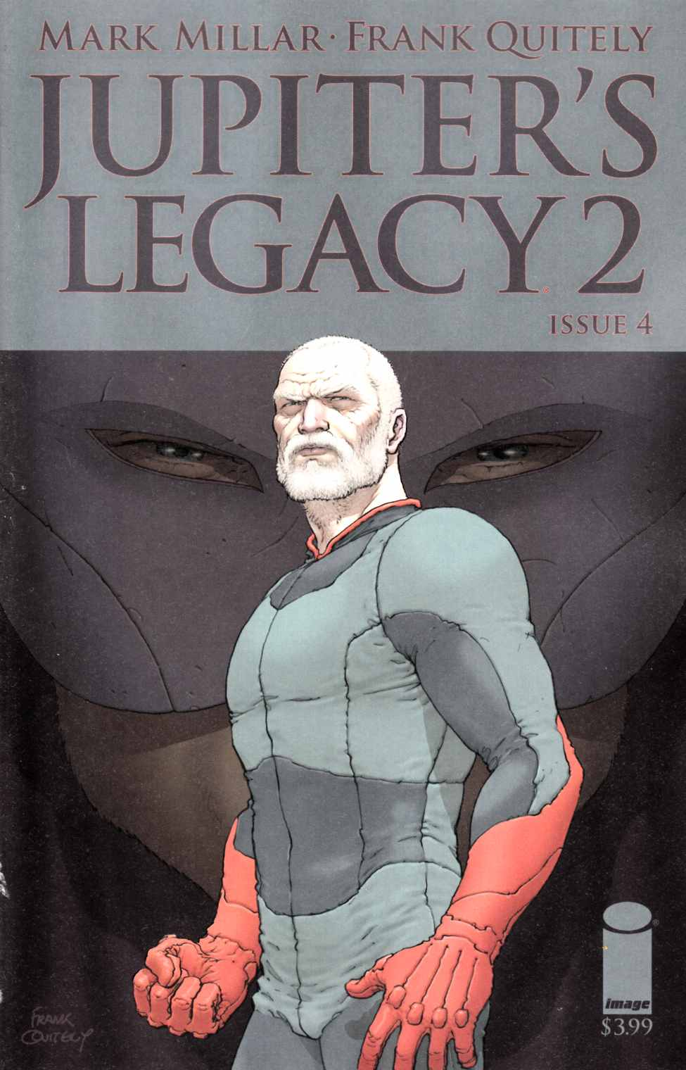 Jupiters Legacy Vol 2 #4 [Image Comic] THUMBNAIL