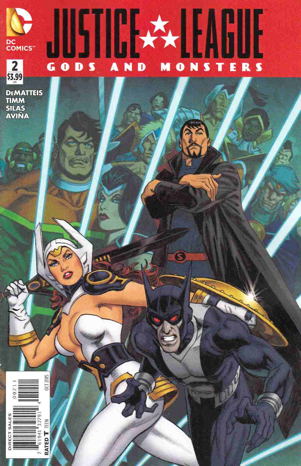 JLA Gods and Monsters #2 [DC Comic]_THUMBNAIL