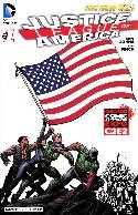Justice League of America #1 C2E2 Exclusive Cover [Comic] THUMBNAIL