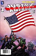 Justice League of America #1 Newsstand Edition [Comic] THUMBNAIL