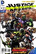 Justice League of America #2 Combo Pack [Comic] THUMBNAIL