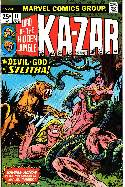 Ka-Zar #11 [Marvel Comic] THUMBNAIL
