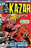 Ka-Zar #12 [Marvel Comic] THUMBNAIL