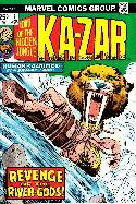 Ka-Zar #7 [Marvel Comic] THUMBNAIL