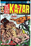 Ka-Zar #9 [Marvel Comic] THUMBNAIL
