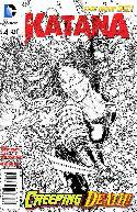 Katana #4 B&W Incentive Cover [Comic]_THUMBNAIL