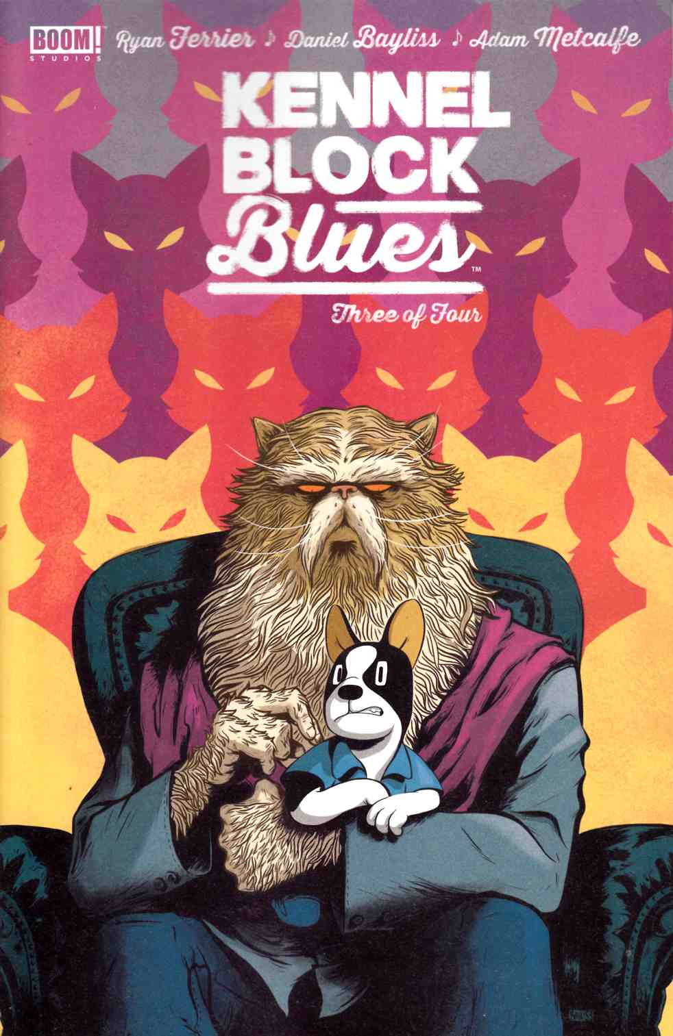 Kennel Block Blues #3 [Boom Comic] THUMBNAIL