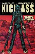 Kick Ass #3 [Marvel Comic] THUMBNAIL