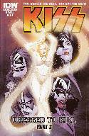 Kiss #2 Cover B- Igle [Comic] THUMBNAIL