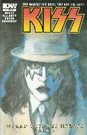 Kiss #3 Cover RIA- Gaydos Starchild Incentive [Comic] THUMBNAIL