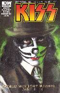 Kiss #4 Cover RIA- Gaydos Catman Variant [Comic] THUMBNAIL