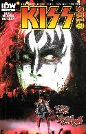 Kiss Solo the Demon #1 Cover RI- Photo [Comic]