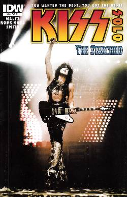 Kiss Solo #2 The Starchild Cover RI [Comic]