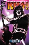 Kiss Solo #3 the Celestial RI- Photo [Comic]