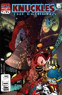 Knuckles the Echidna #13 [Archie Comic] THUMBNAIL