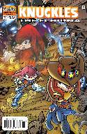 Knuckles the Echidna #17 [Archie Comic] THUMBNAIL