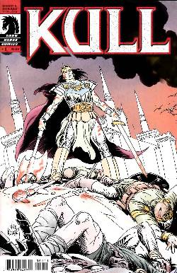 Kull #1 Kubert Cover [Comic] LARGE
