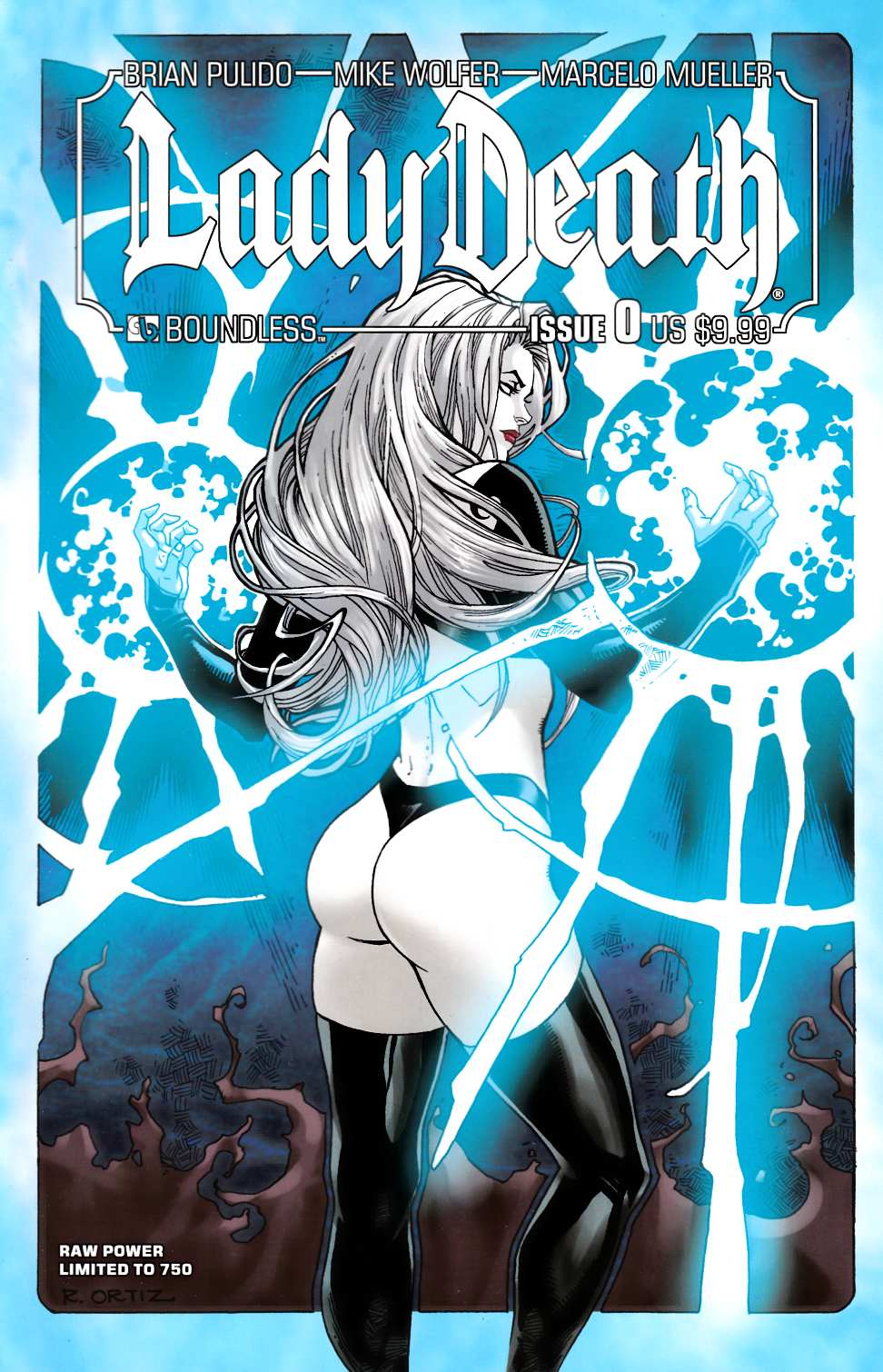 Lady Death (Ongoing) #0 Raw Power Cover [Boundless Comic]_THUMBNAIL