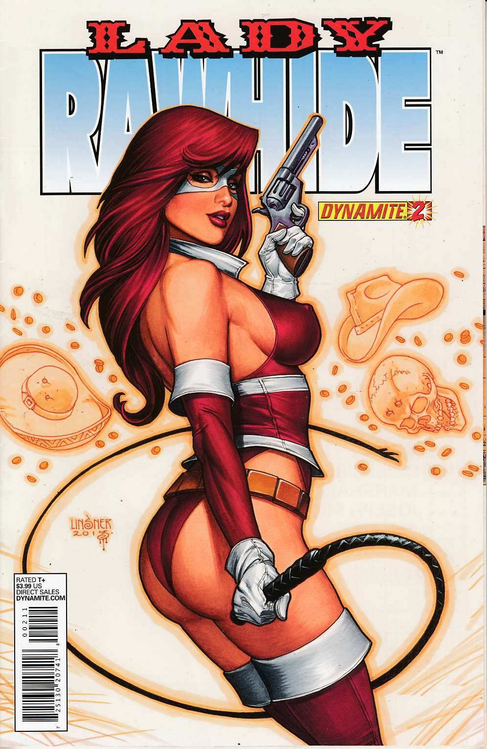 Lady Rawhide #2 Very Fine (8.0) [Dynamite Comic]_THUMBNAIL