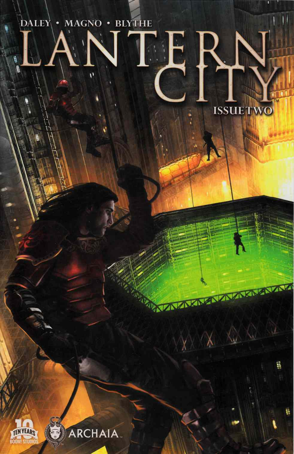 Lantern City #2 [Boom Comic] THUMBNAIL