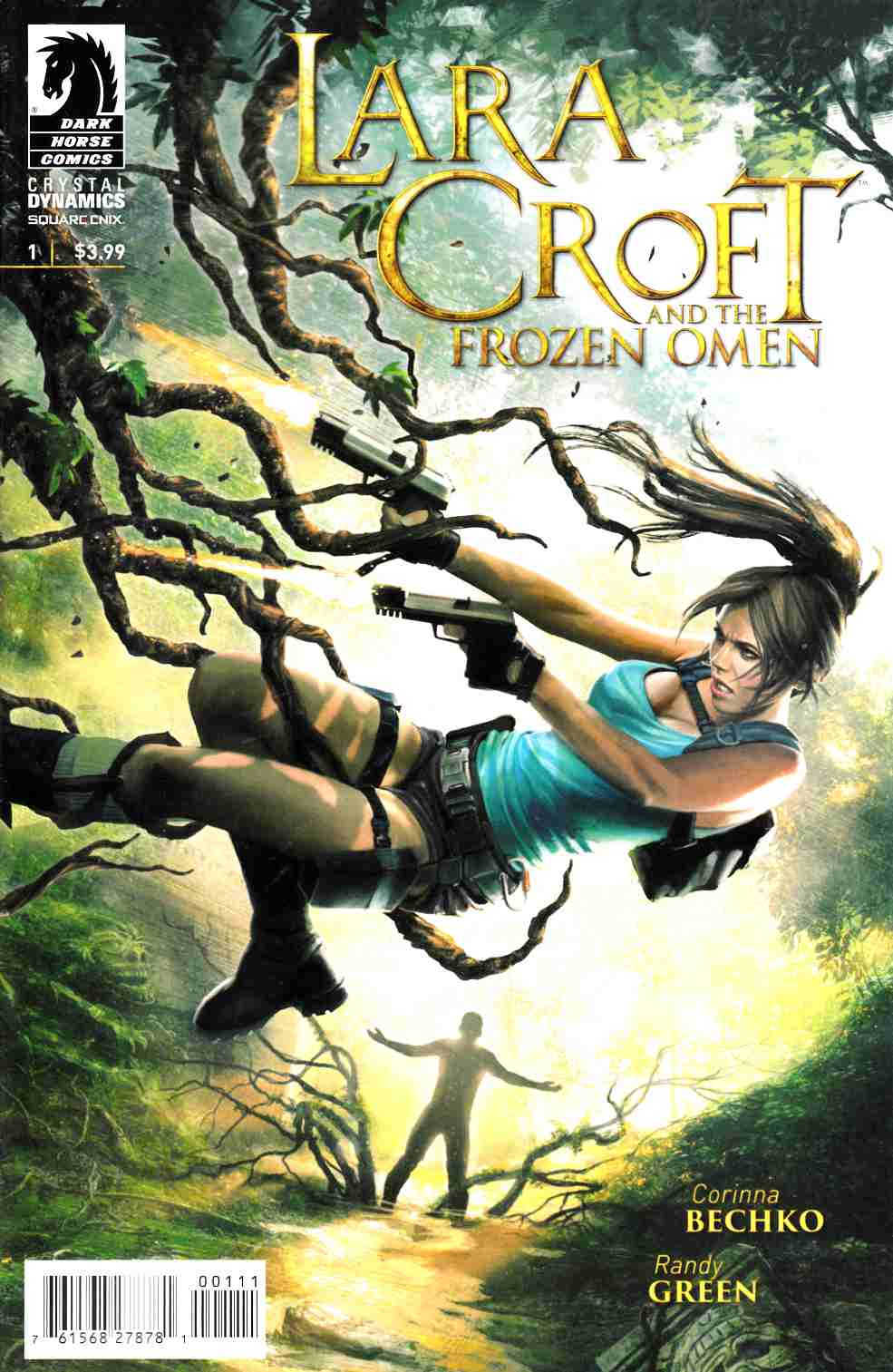 Lara Croft Frozen Omen #1 [Dark Horse Comic] THUMBNAIL