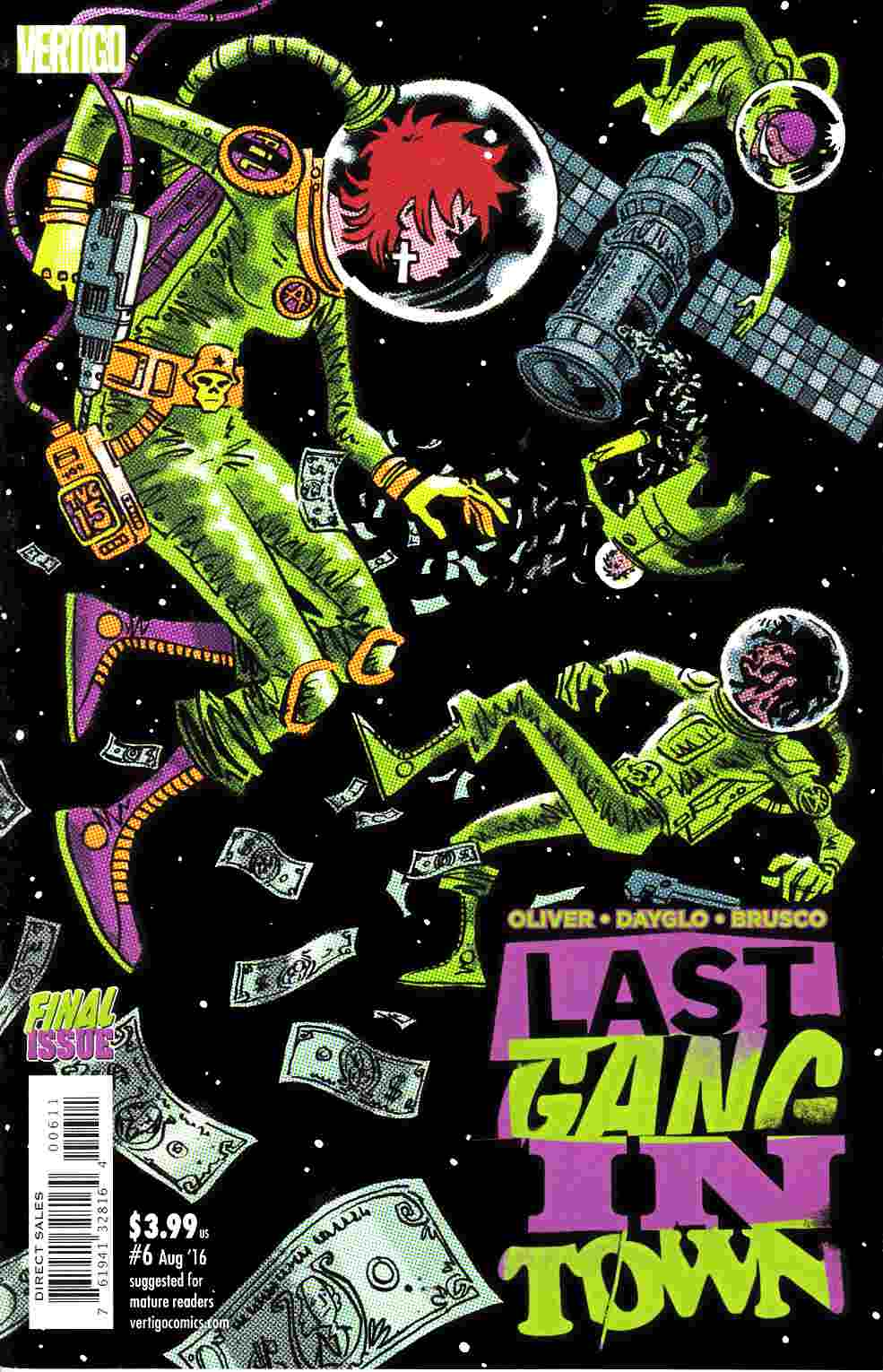Last Gang in Town #6 [DC Comic] THUMBNAIL